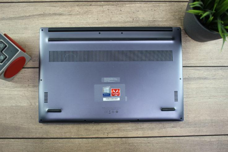 Huawei MateBook D14 AMD 2020 Unterseite