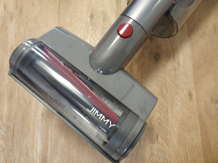 Jimmy JV65 Akkustaubsauger elektrische Motorduese