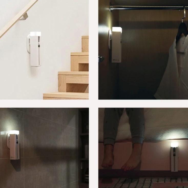 Multifunktionslampe Wand