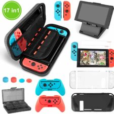 Nintendo Switch Zubehoerpaket