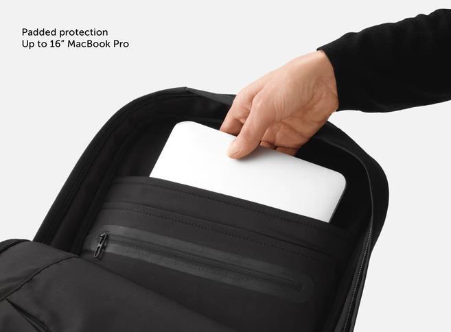 ODA Hop Rucksack Tasche modular Laptop Platz MacBook