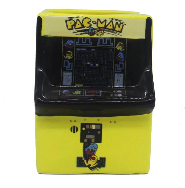 Pac-Man Tasse Verarbeitung