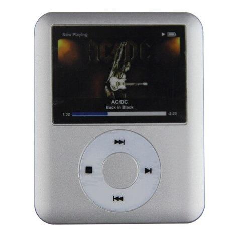 Pocket Waage ipod