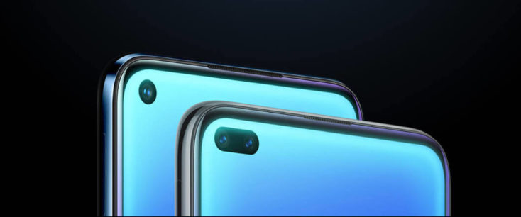 Realme 6 Pro Punch-Hole Design