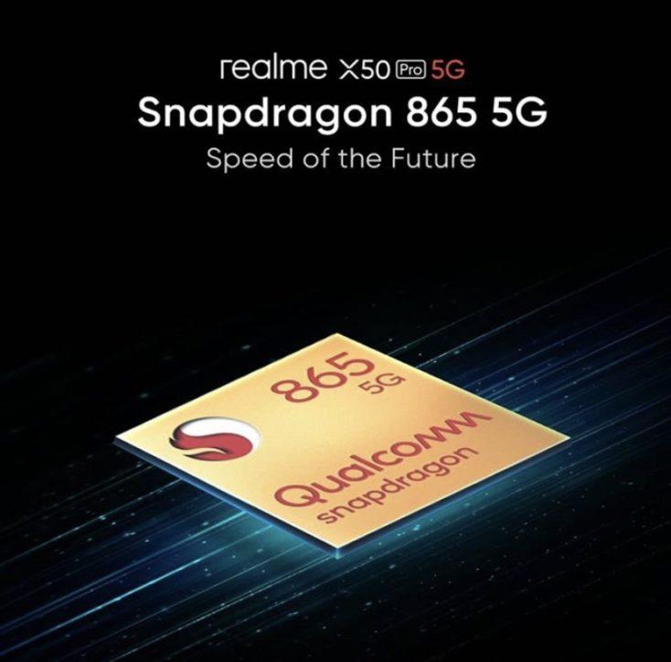 Realme X50 Pro 5G CPU