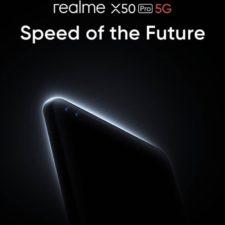 Realme X50 Pro 5G Design