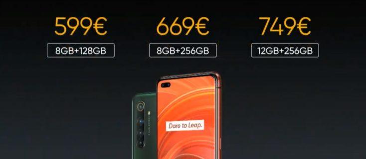 Realme X50 Pro 5G Preise