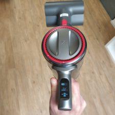 Roborock H6 Akkustaubsauger Handsauger Display