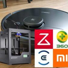 Saugroboter 3D-Drucker tunen verbesserungen Optimierungen