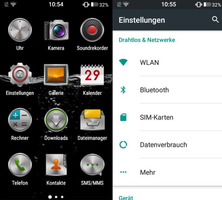 Servo S10 Pro Android 6