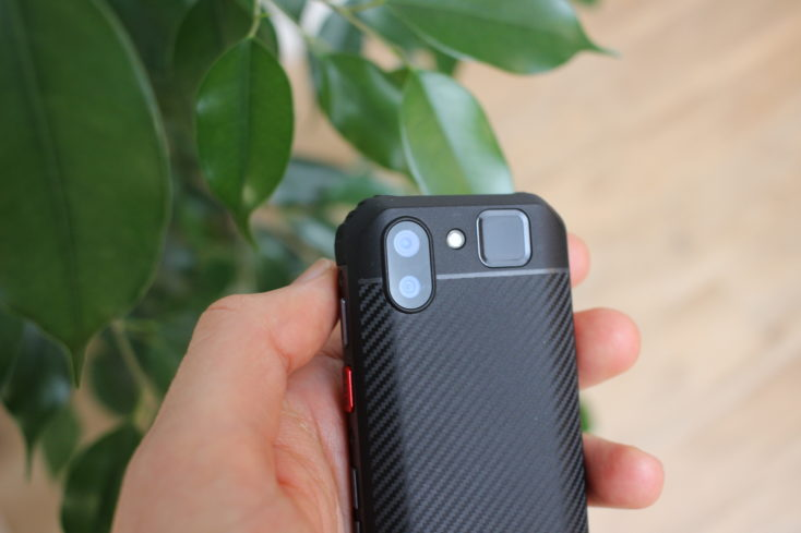 Servo S10 Pro Kamera