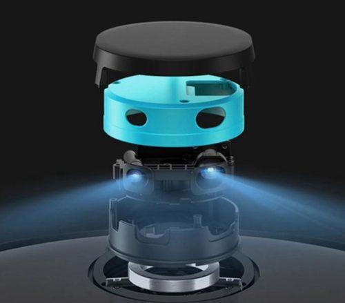 Viomi V2 Pro Saugroboter LDS Laserdistanzsensor
