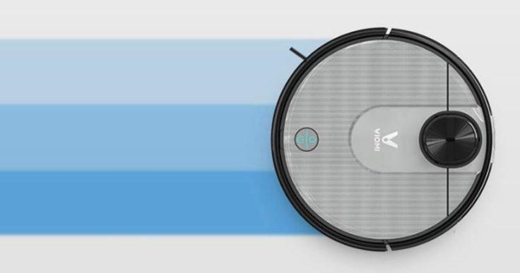 Viomi V2 Pro Saugroboter Wischfunktion