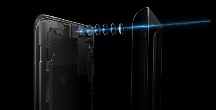 Vivo Apex 2020 In-Display Kamera