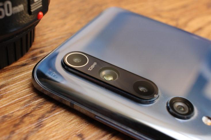 Xiaomi Mi 10 Kamera Verarbeitung