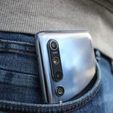 Xiaomi Mi 10 Kameramodul