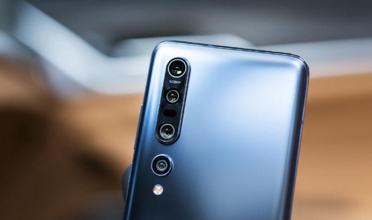 Xiaomi Mi 10 Pro Quad-Kamera