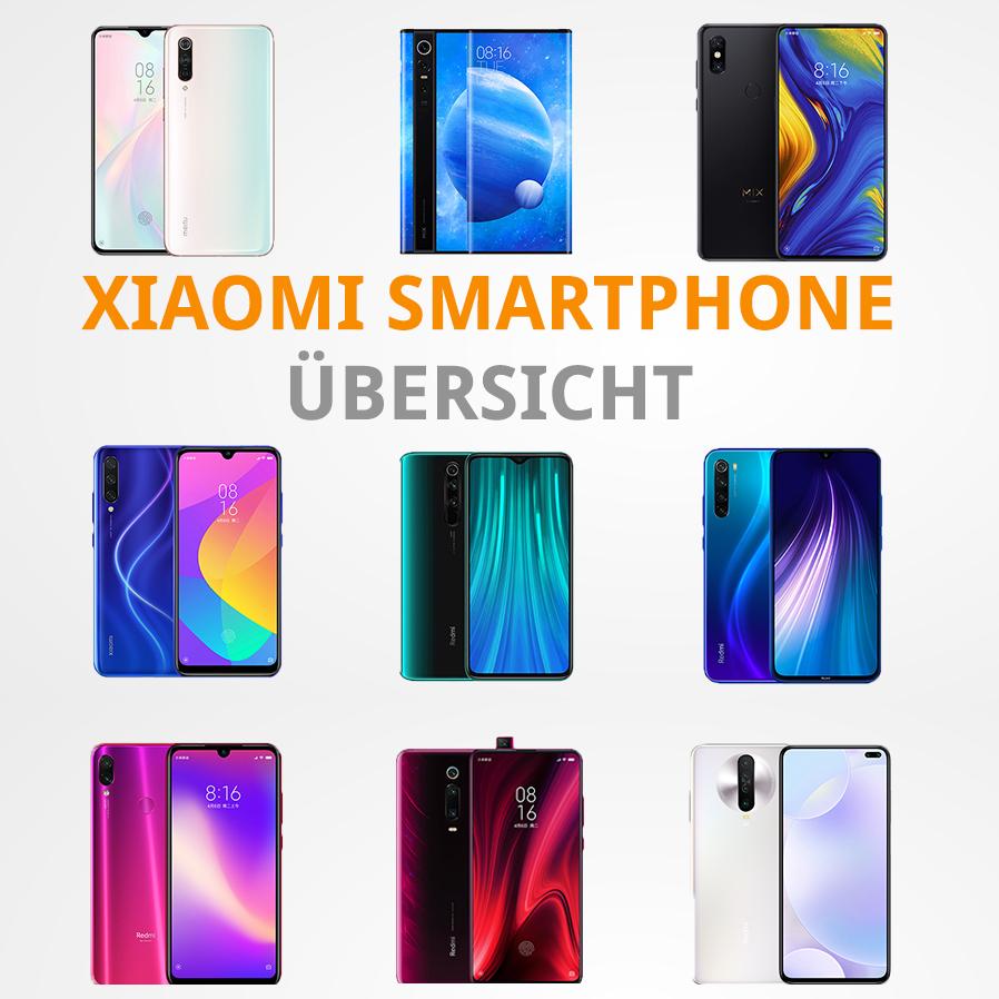 Xiaomi Smartphone Übersicht: Alle Modelle, Tests & Kaufratgeber im Video
