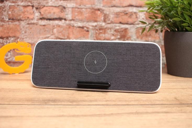 Xiaomi Wireless Qi Ladestation Lautsprecher