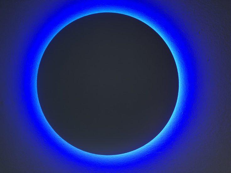 Yeelight YLXD50YL Deckenleuchte Ambientelicht blau