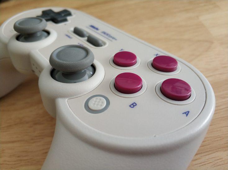 8Bitdo SN30 Pro Controller 5