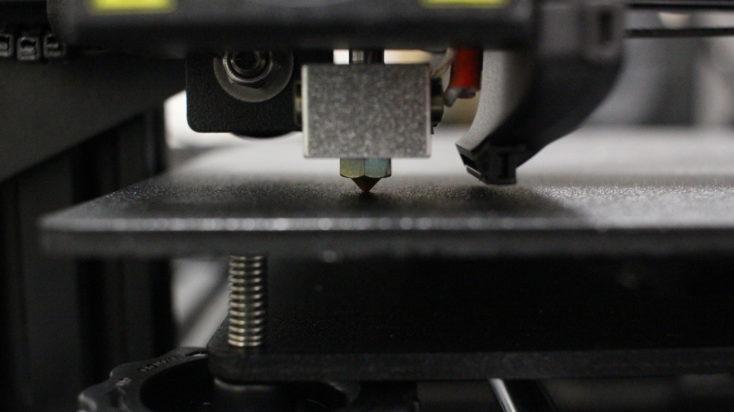Anycubic Mega Zero Nozzle