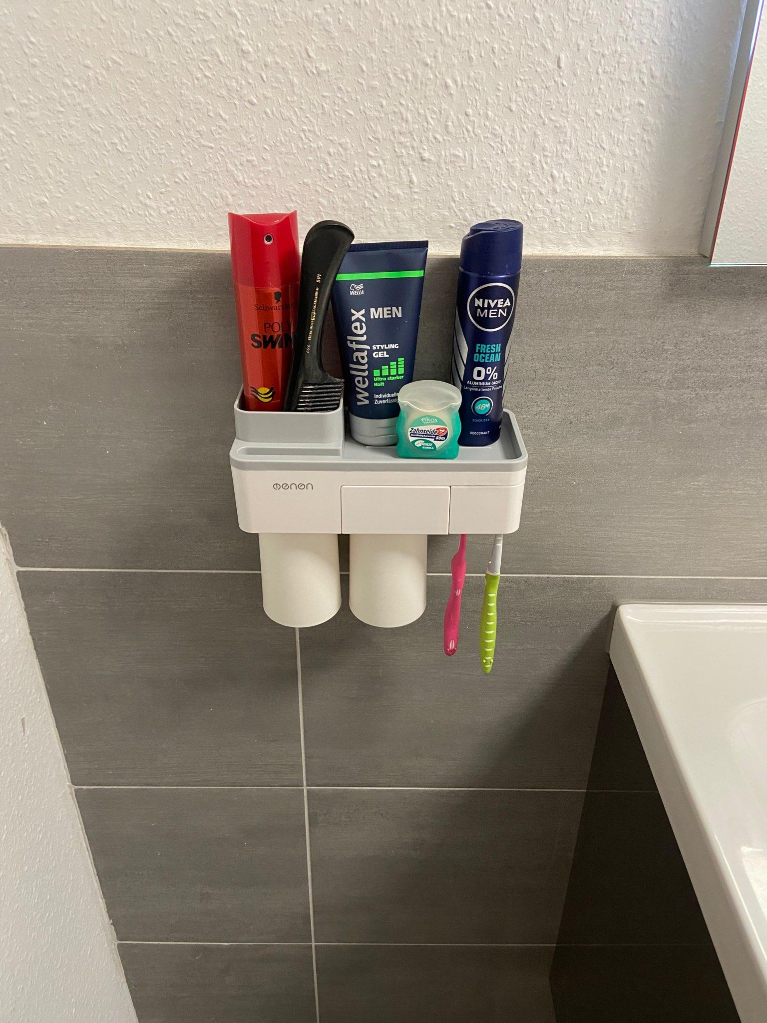 Der Badezimmer Organizer für Ordnung in deinem Bad