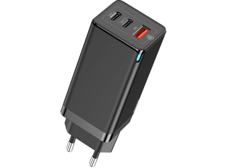 Baseus 65W USB Ladegeraet edit