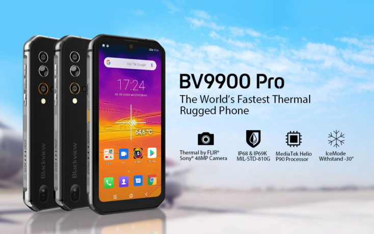 Blackview BV9900 Pro Teaser