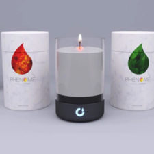 Candle Touch Smarte Kerze