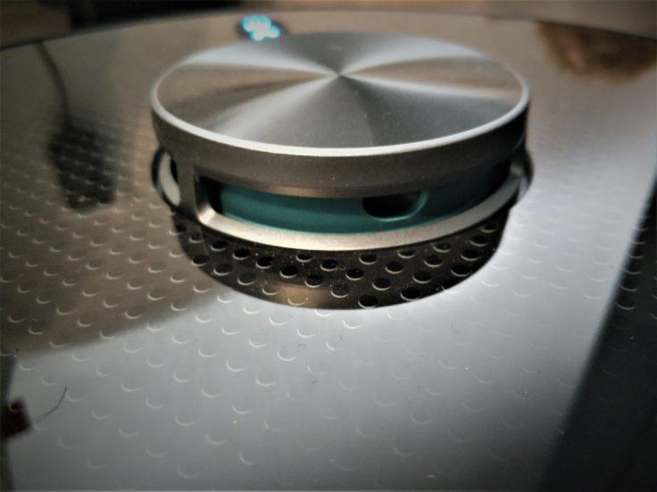 Cecotec Conga 5090 Saugroboter LDS Laserdistanzsensor