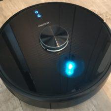 Cecotec Conga 5090 Saugroboter Leuchten Cyclone-Technologie