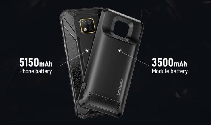 Doogee S95 Pro Powerank Modul