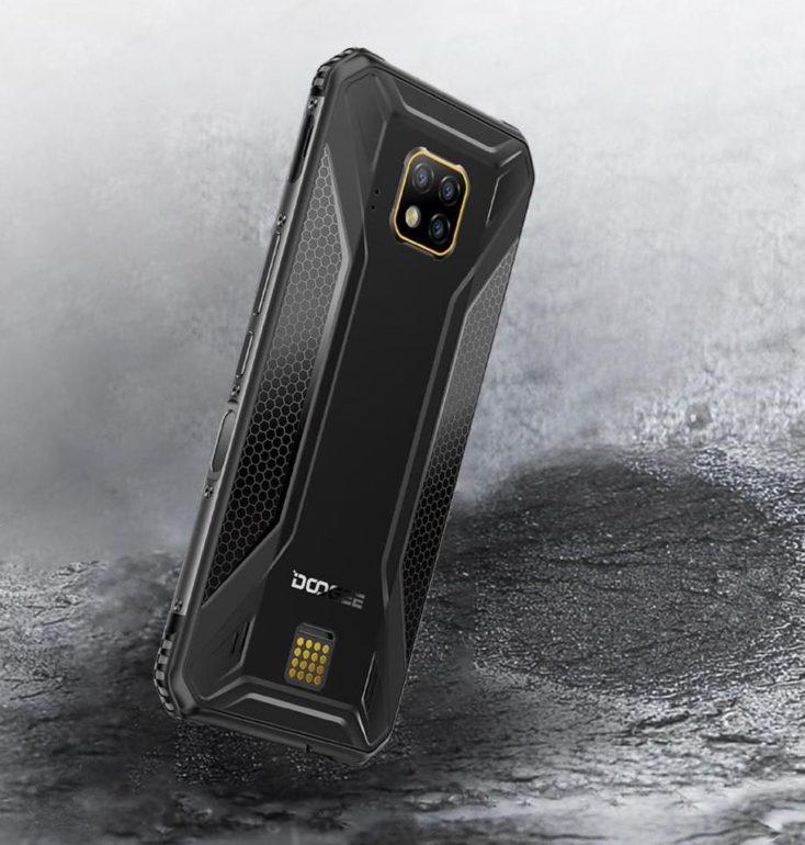 Doogee S95 Pro Rueckseite