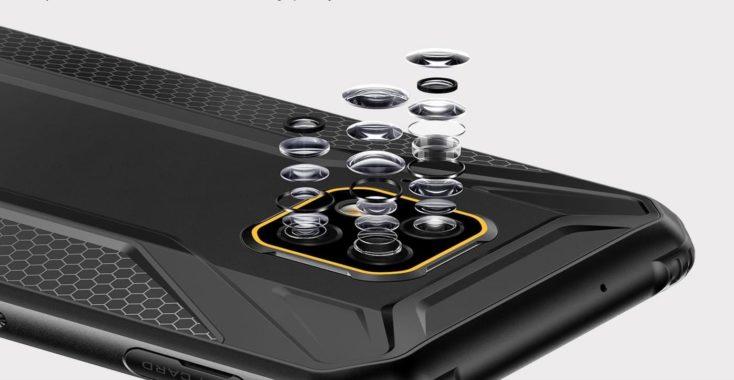 Doogee S95 Pro Triple Kamera