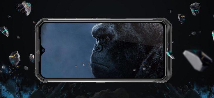 Doogeee S95 Pro Display
