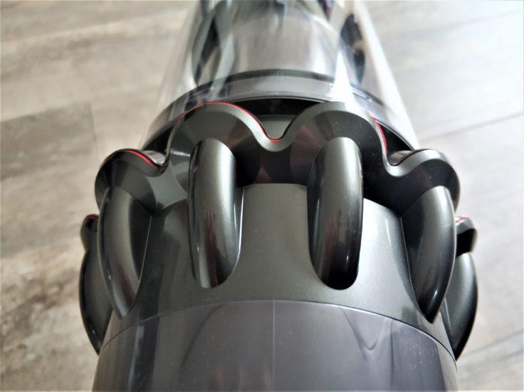 Dyson V11 Absolute Akkustaubsauger Hauptelement Kopf Design
