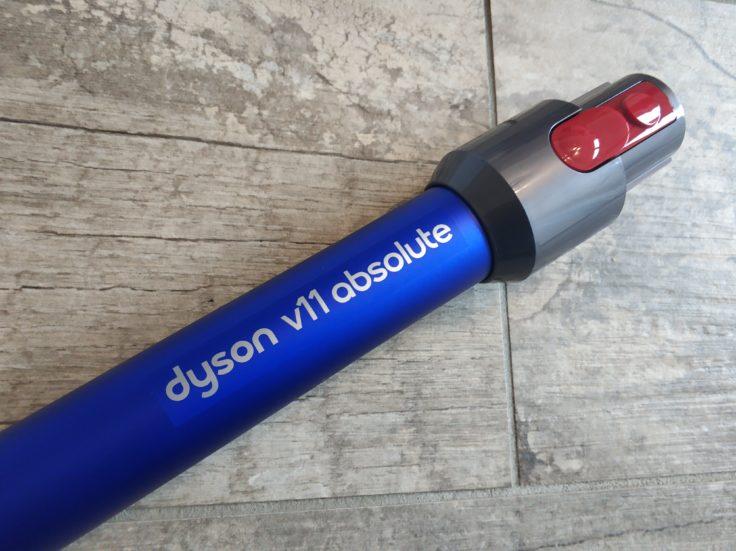 Dyson V11 Absolute Akkustaubsauger Saugrohr