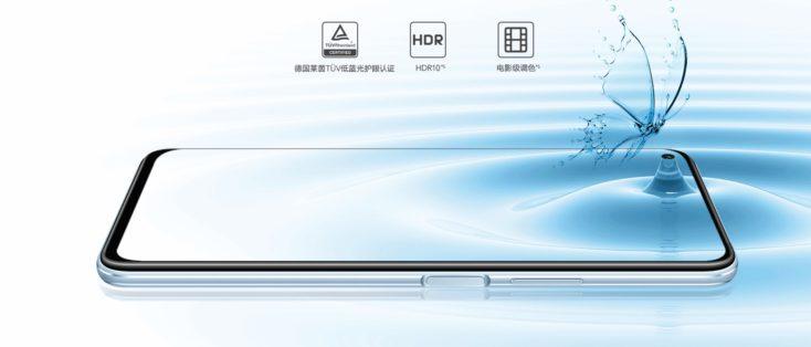 Honor 30S Smartphone Display