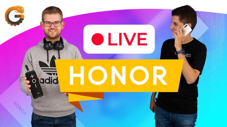 Honor China Gadgets Livestream