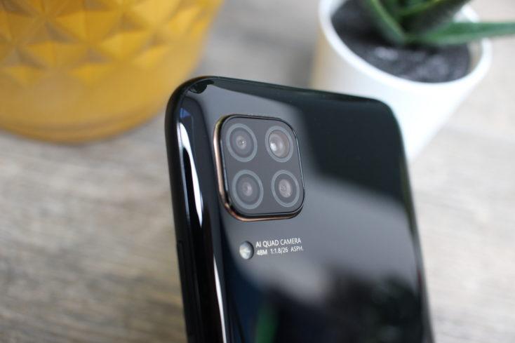 Huawei P40 Lite Quad-Kamera