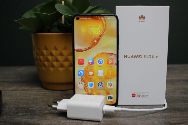 Huawei P40 Lite SuperCharge