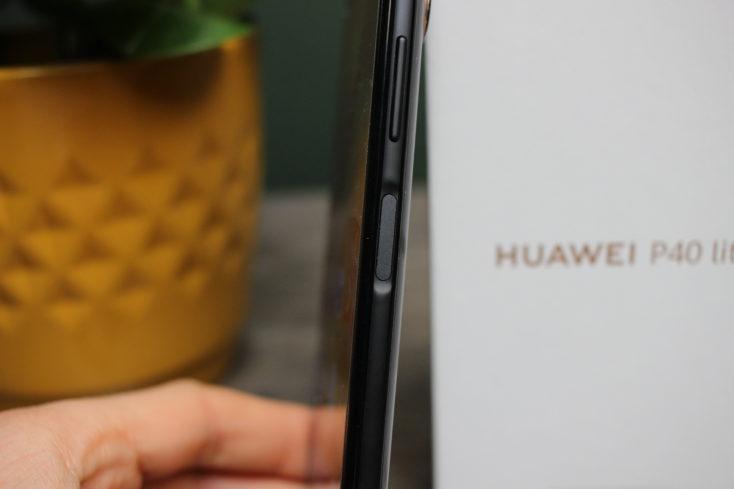 Huawei P40 Lite Tasten
