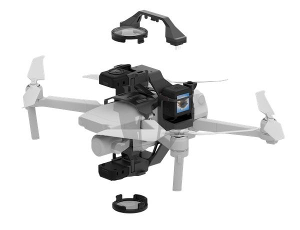 Insta360 One R Aerial Zubehoer Paket