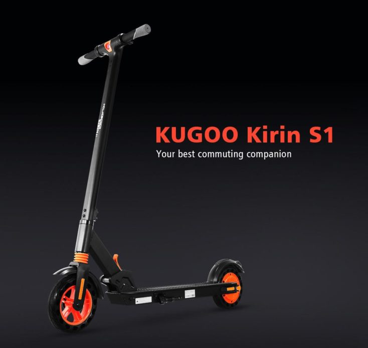 KUGOO KIRIN S1 E Scooter