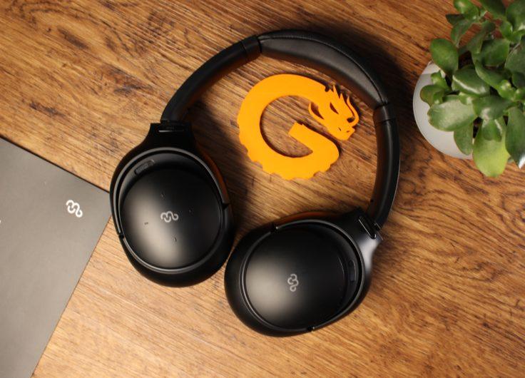 Im Test Mu6 Space 2 wireless Over Ear Kopfhörer mit ANC