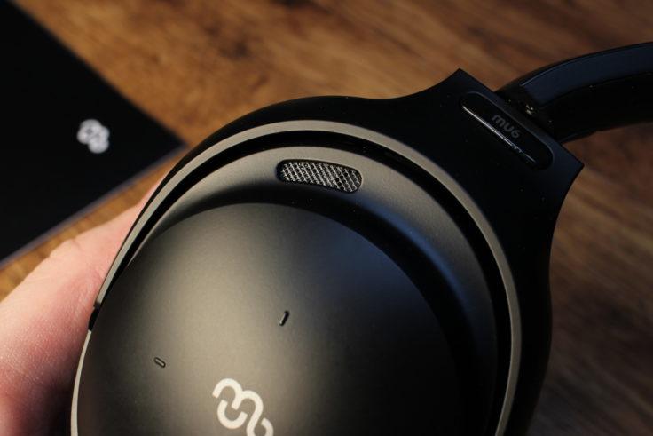 Mu6 Space 2 Kopfhoerer ANC Mikrofone