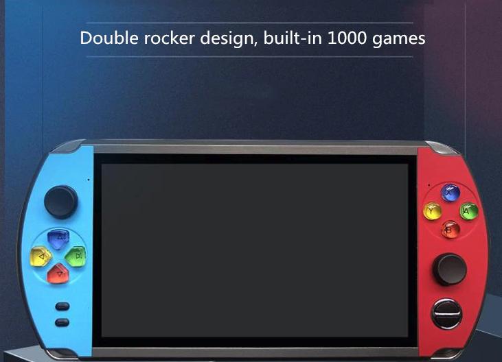 Powkiddy X19 Retro-Konsole Spiele