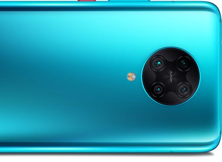 Redmi K30 Pro Kamera