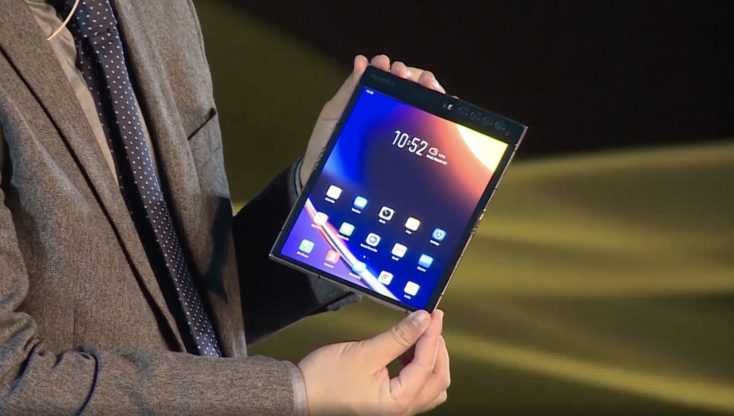 Ryole Flexpai 2 Smartphone